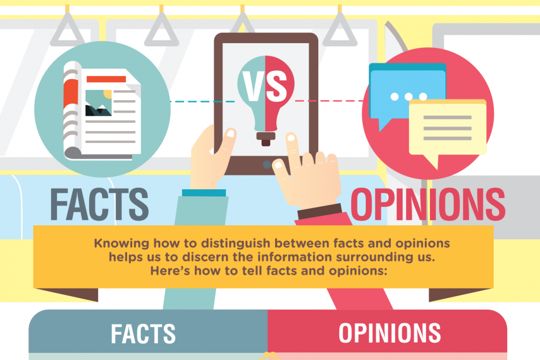 Facts vs. Opinions - 2ser