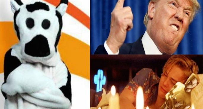 I can't believe it's (not) news! Cash Cow shock, Leo and his Oscar